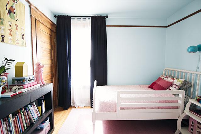 E's Room Mock-up - Aqua