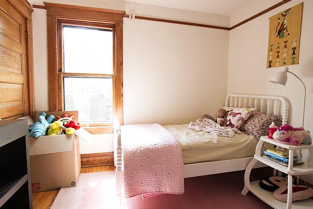 Eleanor's Room Before