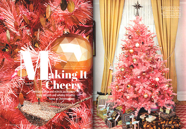 Cottages and Bungalows Magazine Christmas Issue