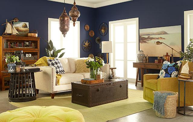 La-Z-Boy Room by Making it Lovely