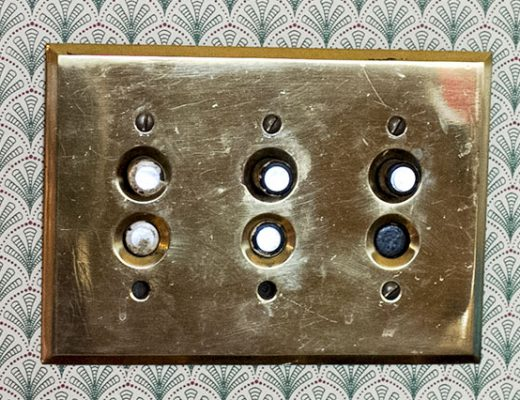 Push Button Light Switches