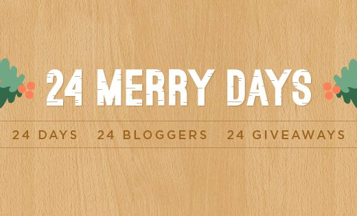 24 Merry Days of Giveaways