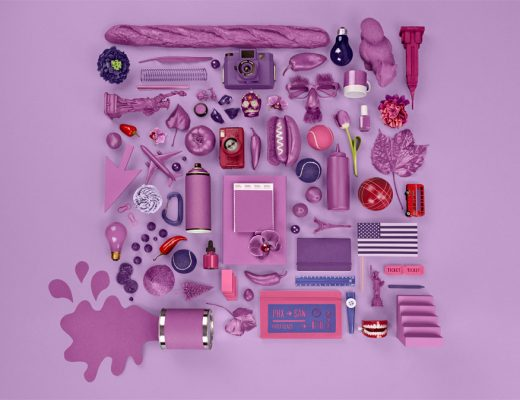 Pantone's Color of the Year, 2014, is Radiant Orchid