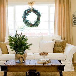 A Neutral, Natural Christmas
