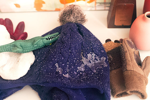 Snowy Hat