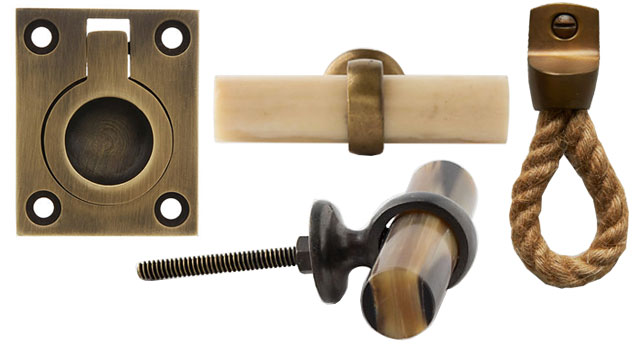Knobs and Pulls to Update Furniture