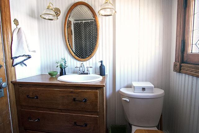 Bathroom Wide Shot #makingitlovely