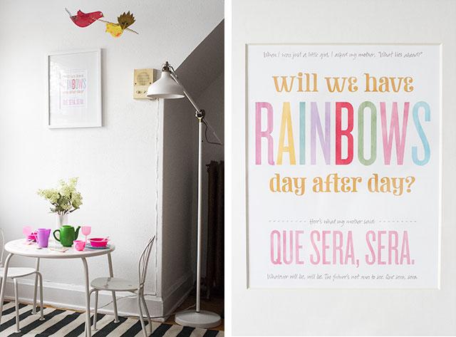 Wil We Have Rainbows