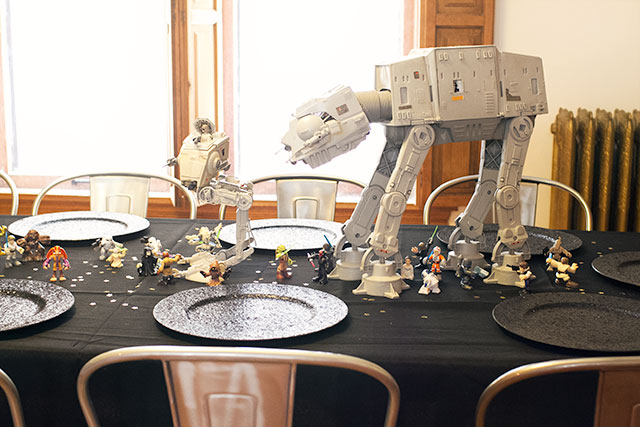 AT-AT on the Table