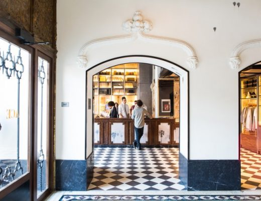 Ace Hotel Lobby in LA - Remodelista