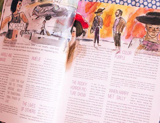 Anthology Magazine, Screen Play, Winter 2014