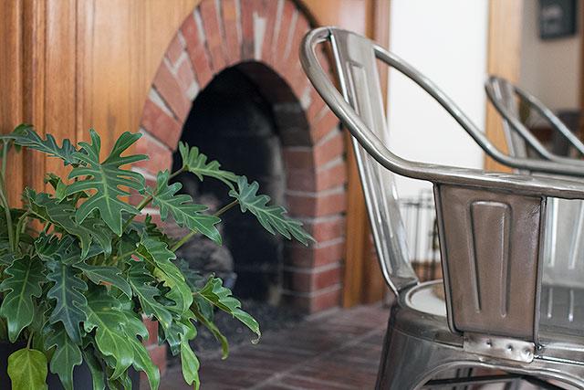 Fireplace #makingitlovely