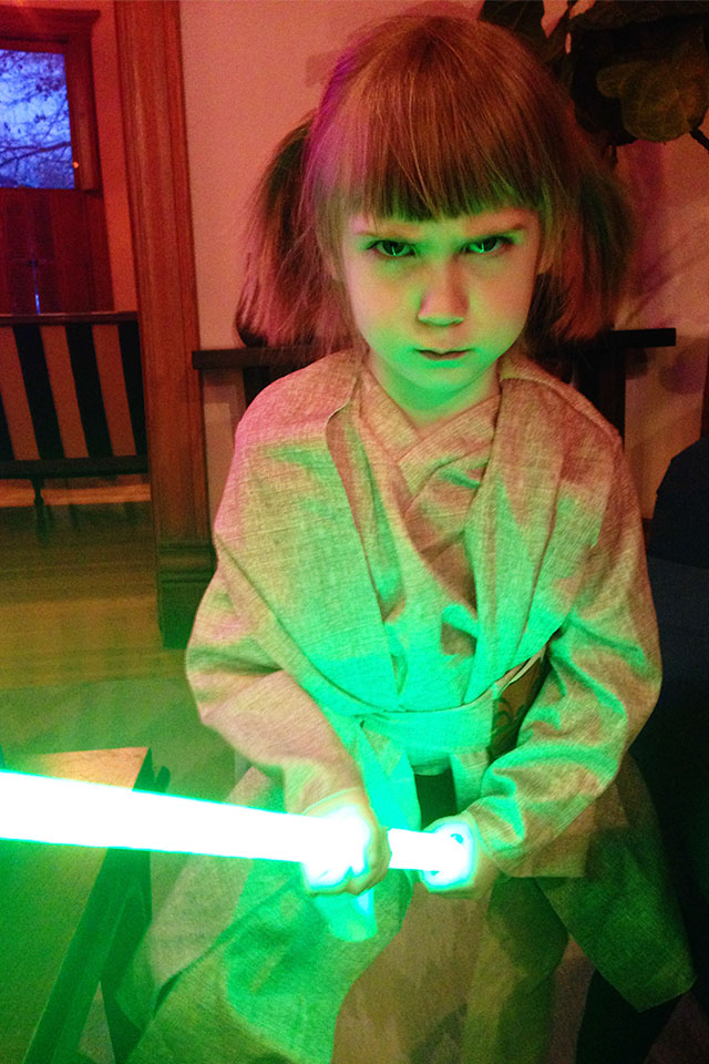 Young Jedi Eleanor