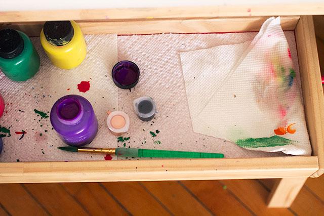 After Painting #makingitlovely