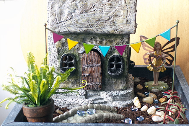 Eleanor's Fairy Garden