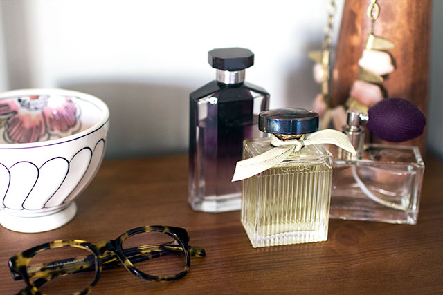 Favorite Fragrances #makingitlovely