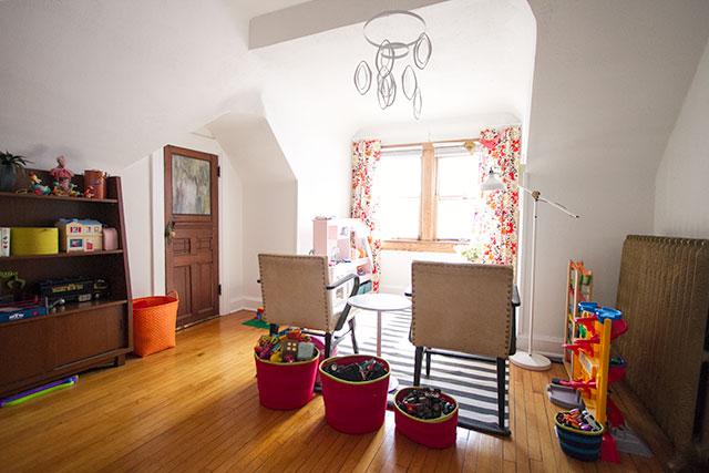 Playroom #makingitlovely