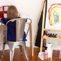 The Playroom Art Center #makingitlovely #mrsmeyers #getmessy