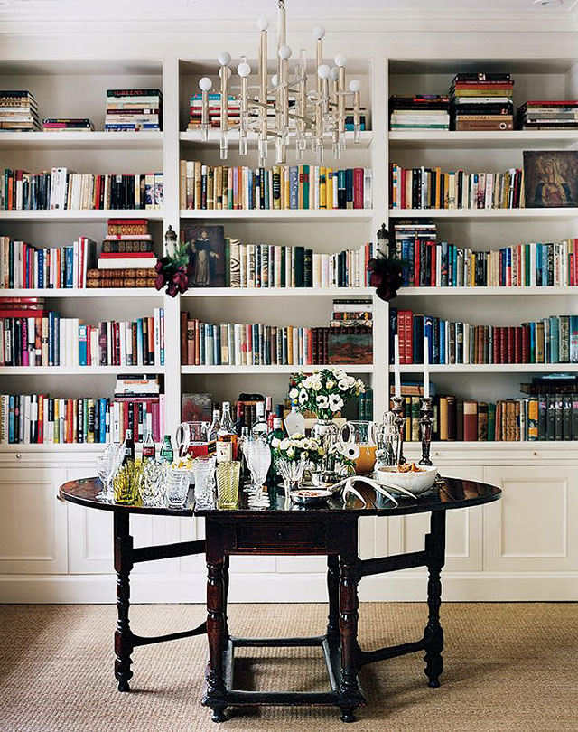 Foyer / Library Table