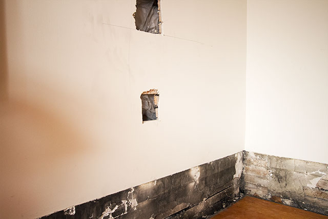 Plaster Walls #makingitlovely