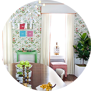Get the Look: Playful Chinoiserie