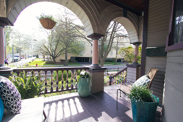 The Front Porch, Looking Out