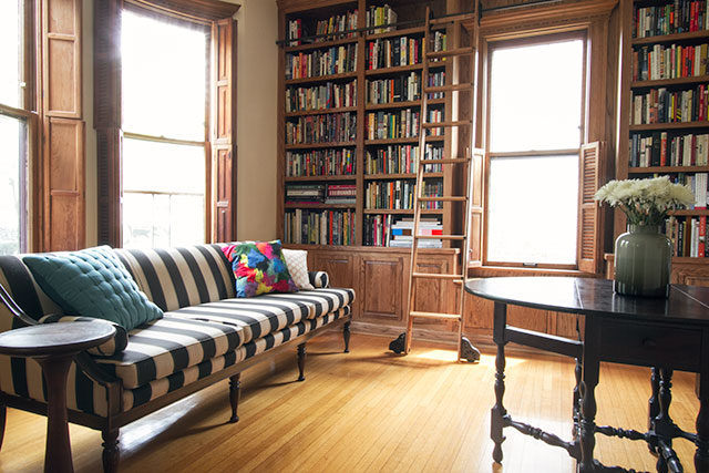 Home Library #makingitlovely