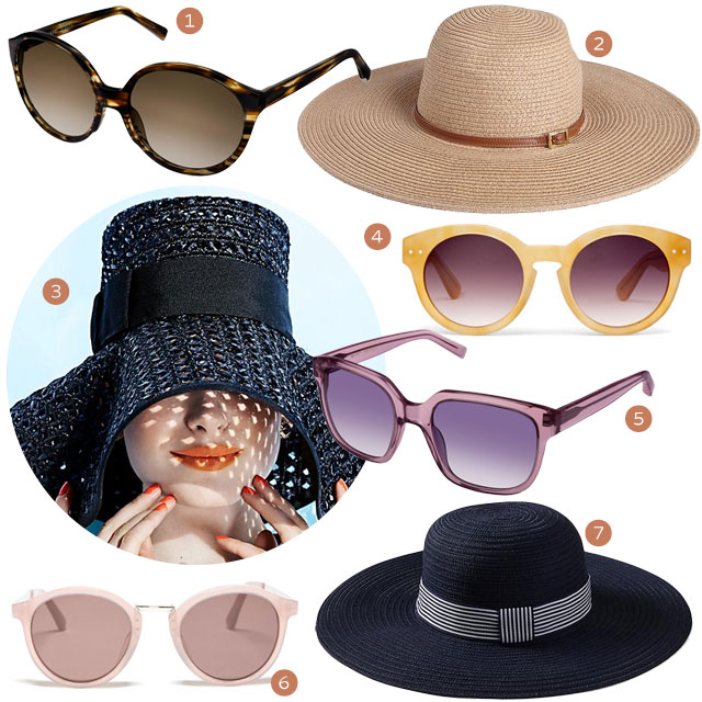 Hats and Sunglasses