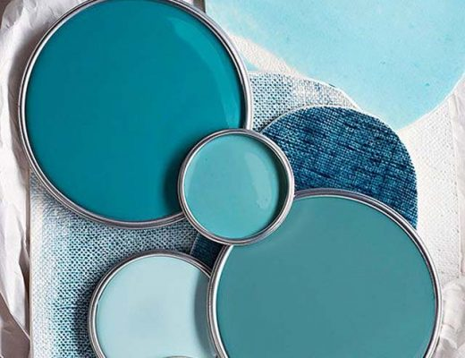 BHG Teal Paints