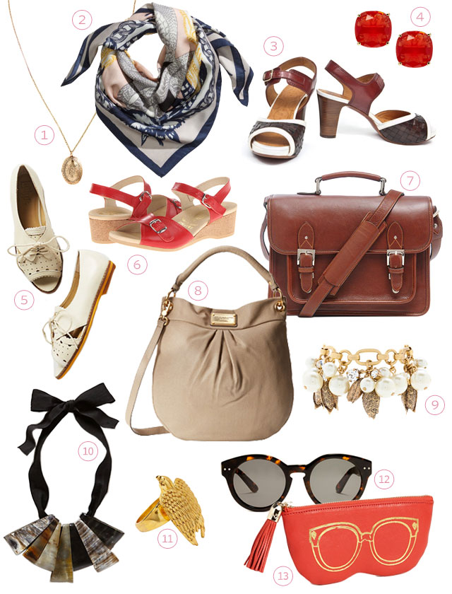 Shoes and Accessories