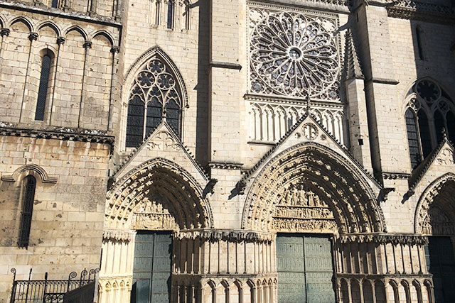 Cathedral Saint Pierre, Poitiers, France