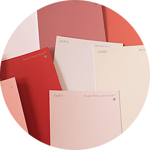 Choosing Red Paint Colors
