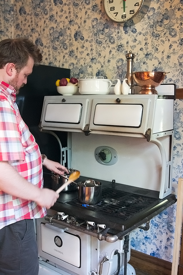 Brandon, Cooking