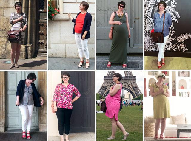 What to Wear When Pregnant and Traveling