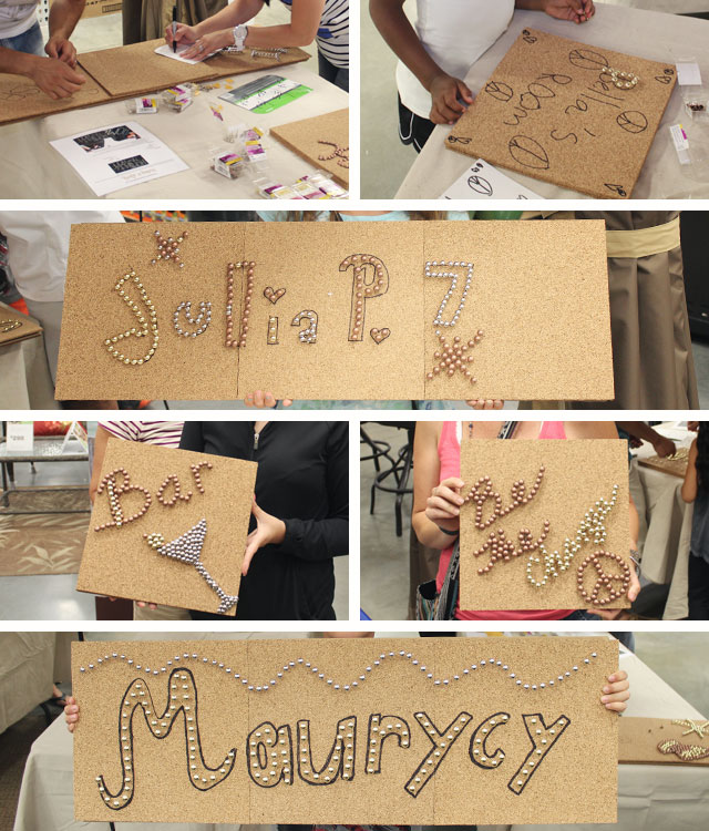 Cork Board Projects