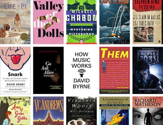 Our Oyster Books Reading List