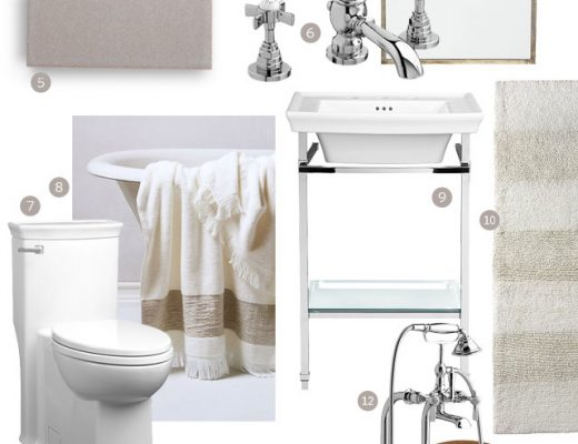 DXV by American_Standard, Bathroom by Making it Lovely