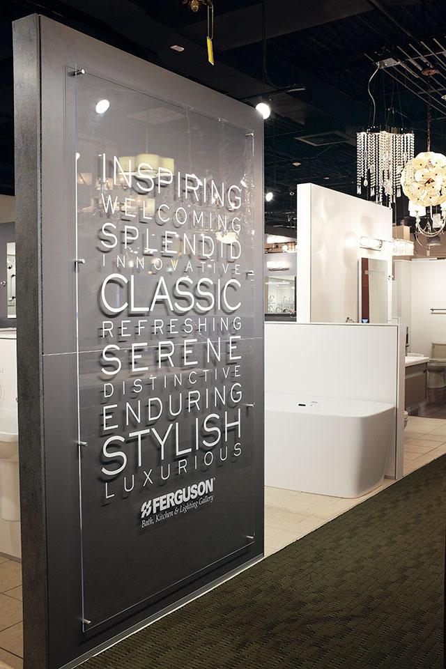 Ferguson DXV Showroom