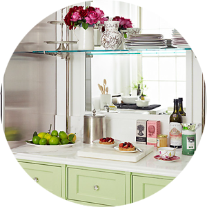 Ladurée Inspired Kitchen