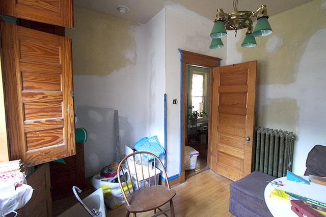 The Nursery, Before