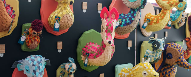 Renegade Craft Fair, Chicago 2014: Horrible Adorables