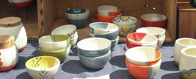Renegade Craft Fair, Chicago 2014: Toast Ceramics
