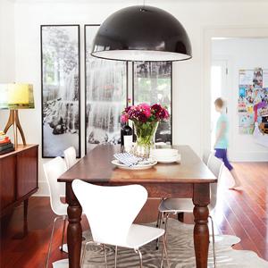 Sandra Harris' Vancouver Home