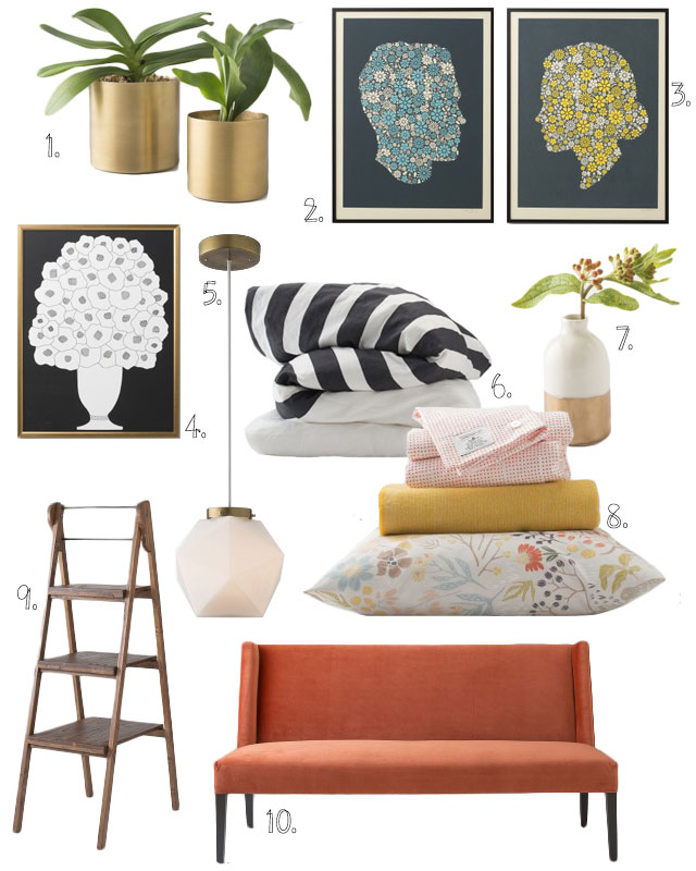 Favorites from Schoolhouse Electric, Fall 2014