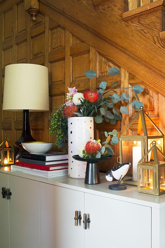 Making it Lovely's Entryway