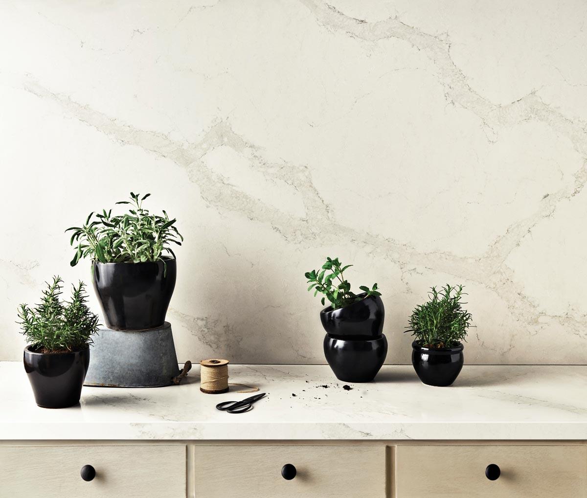 Caesarstone Calacatta Marble