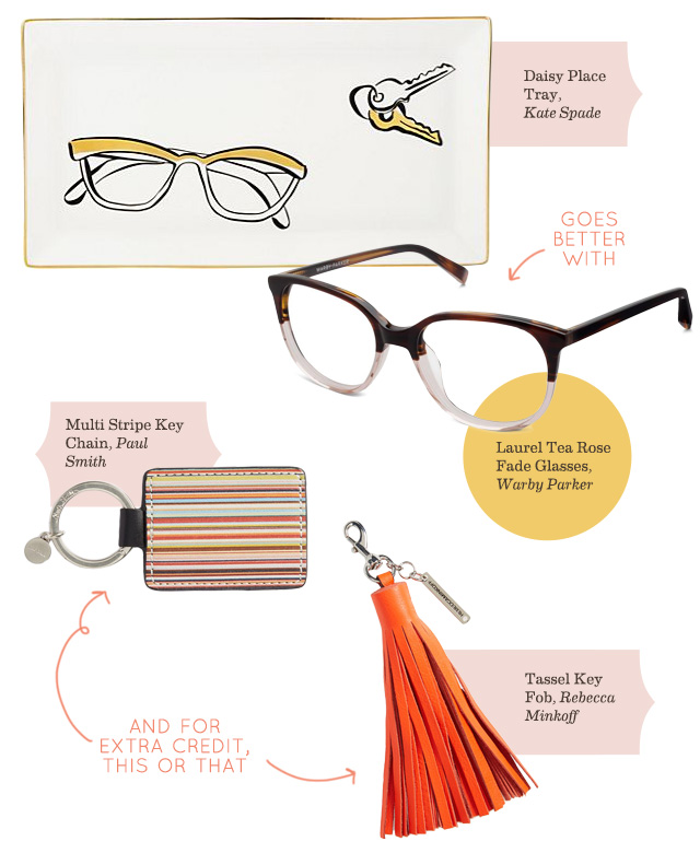A Glasses Tray Goes Better With…
