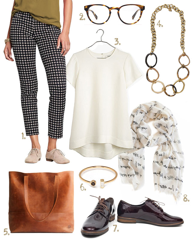 Style: A Drapey Tee