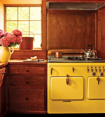 Vintage Stove Style