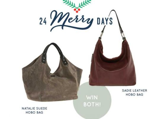 Ellington Handbags Giveaway #24MerryDays